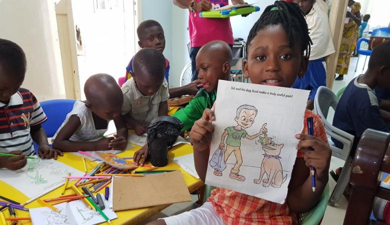 Rebecca Success Story World Child Cancer