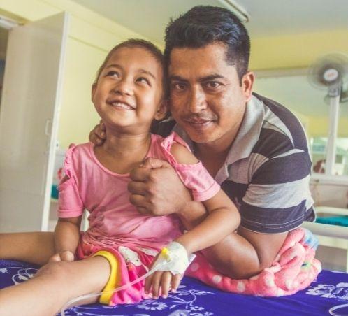 Heena World Child Cancer