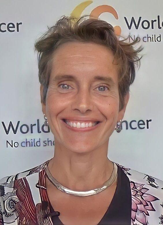 Trijn Israels World Child Cancer