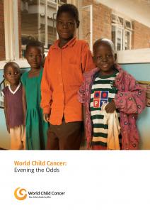 World Child Cancer report
